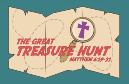 VBS 2017 // THE GREAT TREASURE HUNT