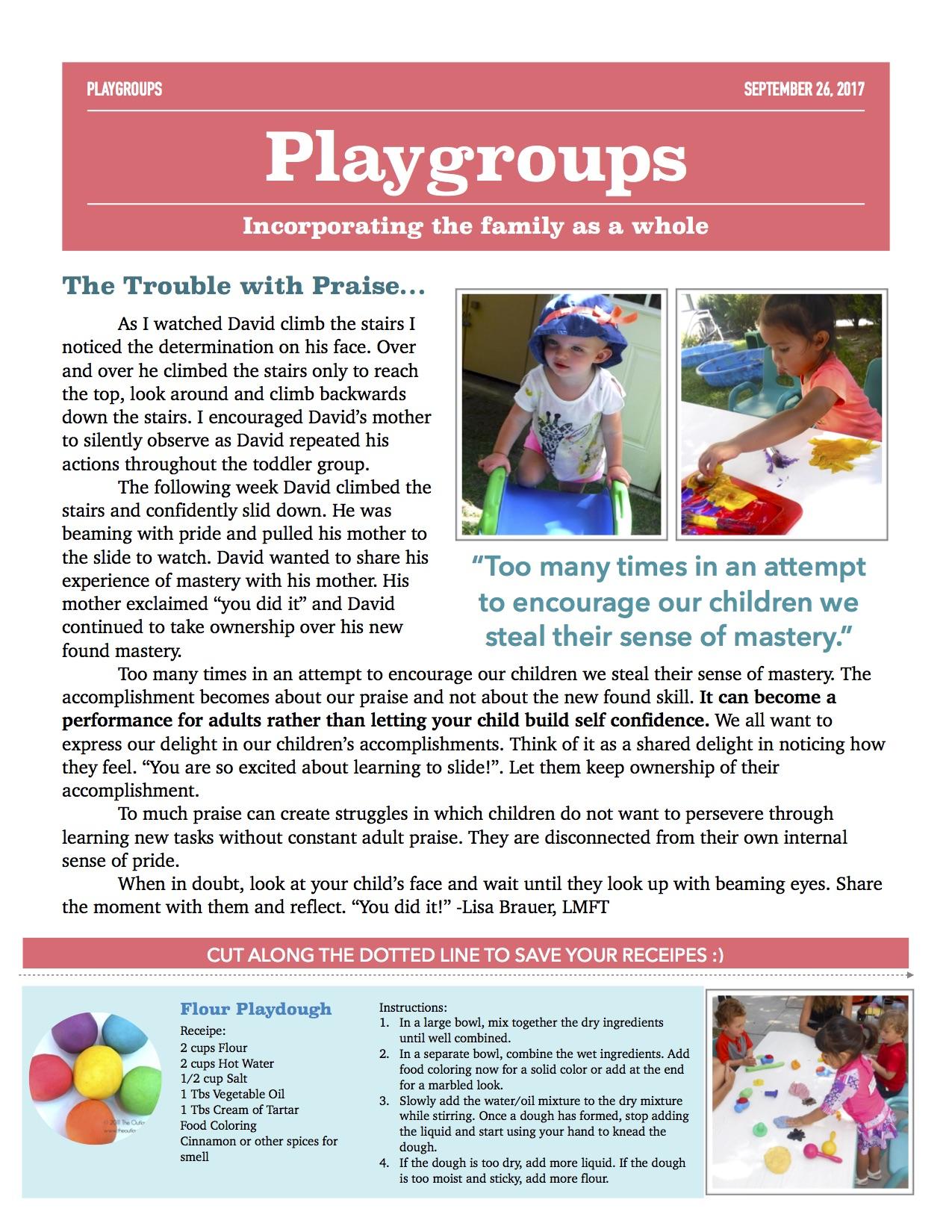 Playgroup Newsletter Volume 1 - jpeg.jpg