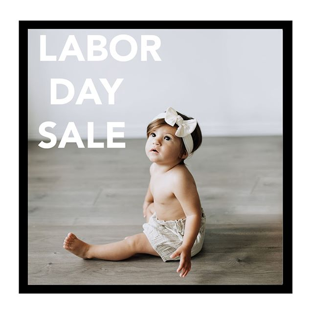 Join us for our Labor Day Sale! ⠀⠀⠀⠀⠀⠀⠀⠀⠀ Been eyein' something for a while?.....Now's the time to stock up on those essential baby items! ⠀⠀⠀⠀⠀⠀⠀⠀⠀ ⠀⠀⠀⠀⠀⠀⠀⠀⠀ Saturday August 31st - Monday, September 2nd ⠀⠀⠀⠀⠀⠀⠀⠀⠀ ⠀⠀⠀⠀⠀⠀⠀⠀⠀ Shop: dulcebabyco.com⠀⠀⠀⠀⠀⠀⠀⠀⠀ ⠀⠀⠀⠀⠀⠀⠀⠀⠀ #babyshower #baby gift #babyboy #babyromper #newborn #linen #linenbaby #newbornphotography  #todderclothes #nylonbows #babybows #babybling #babyheadband #knottedsleeper