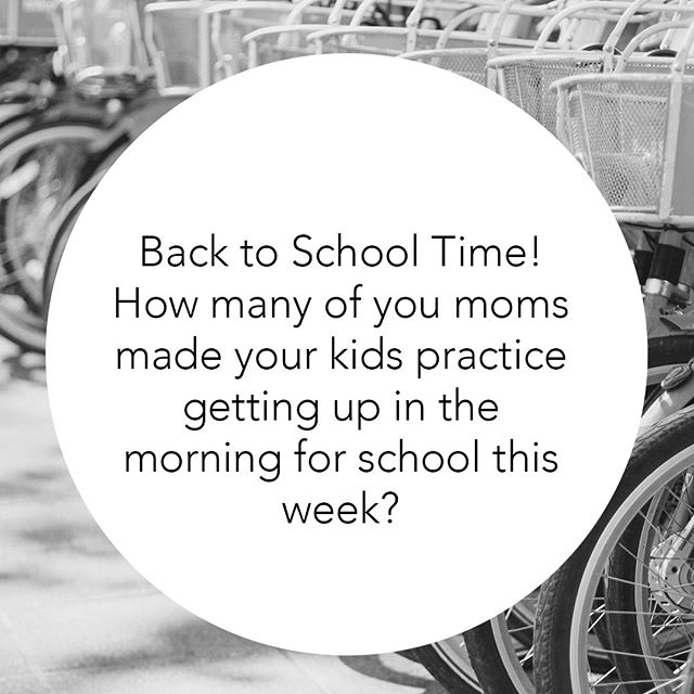We don't know about you, but we are ready for school to start!! Any of you mama's out there practice getting your kids up early  to get them back on schedule? We did!!⠀⠀⠀⠀⠀⠀⠀⠀⠀ ⠀⠀⠀⠀⠀⠀⠀⠀⠀ We hope you have an amazing end of summer and enjoy those last few days of no routines!⠀⠀⠀⠀⠀⠀⠀⠀⠀ ⠀⠀⠀⠀⠀⠀⠀⠀⠀ #backtoschool, #backtoreality, #backonaschedule, #dulcebabyco, #endofsummer, #momsrule