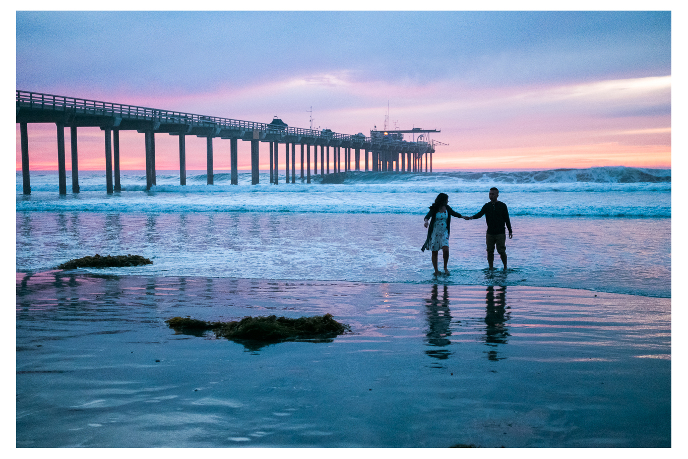 La Jolla Shores Engagement Session