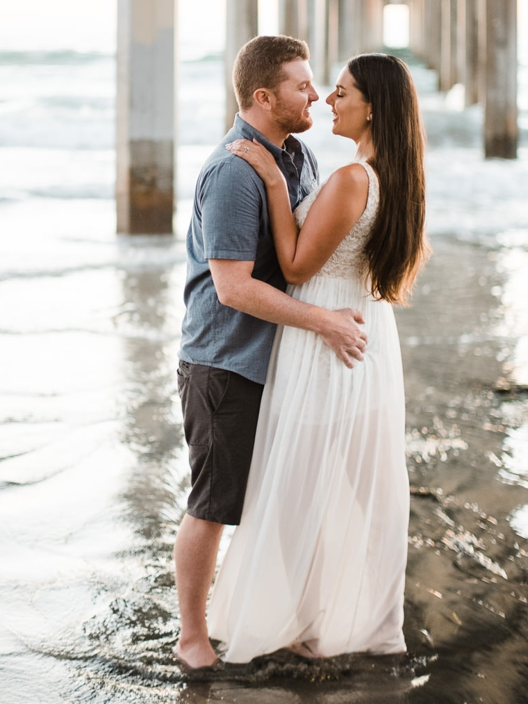 scripps pier engagement couple la jolla.jpg