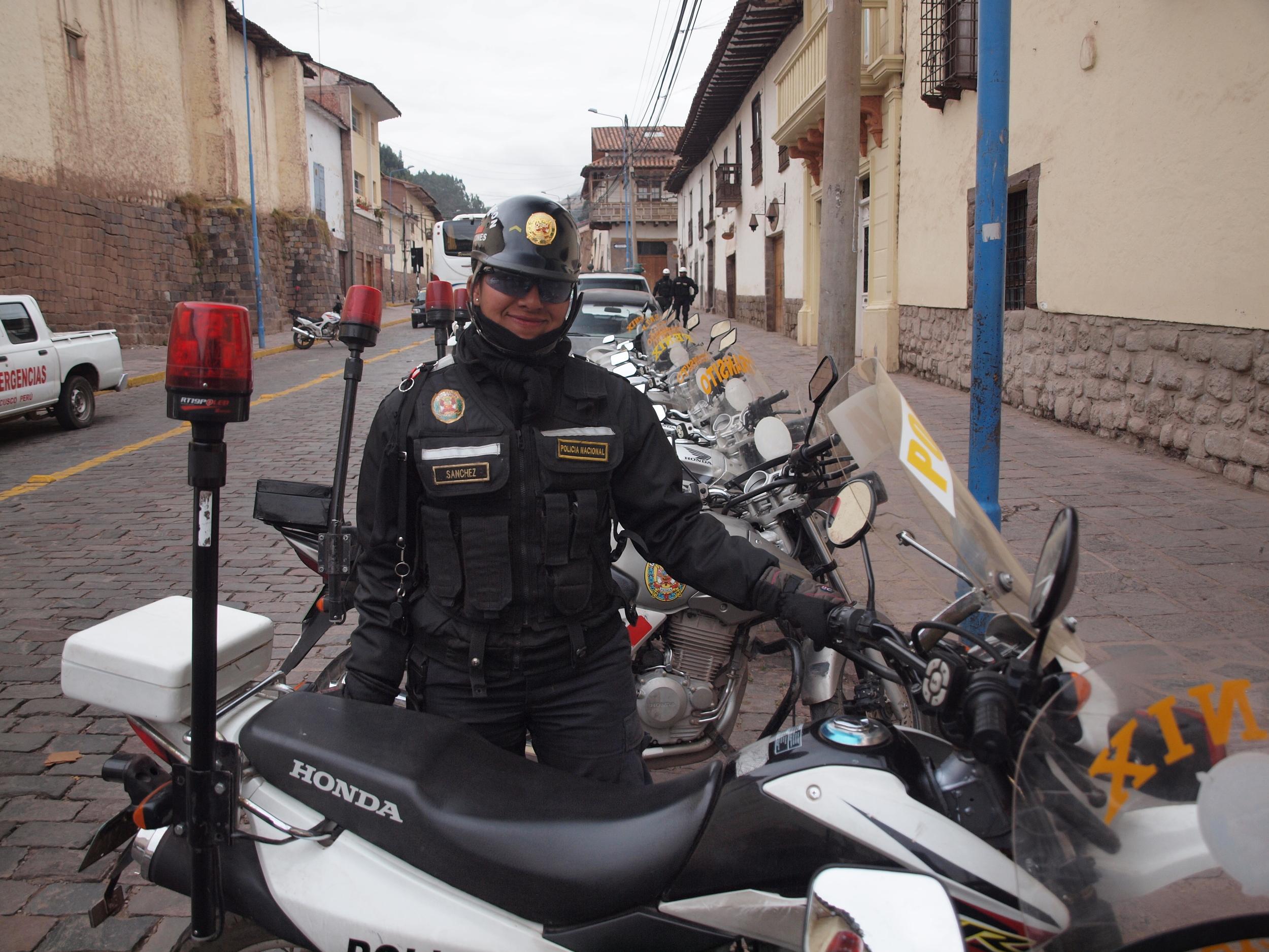 Cuzco police