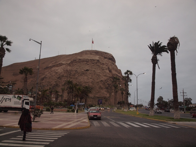 Arica, Chile, what a neat place