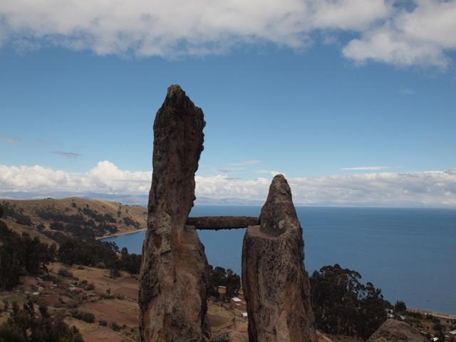 The Horca del Inca