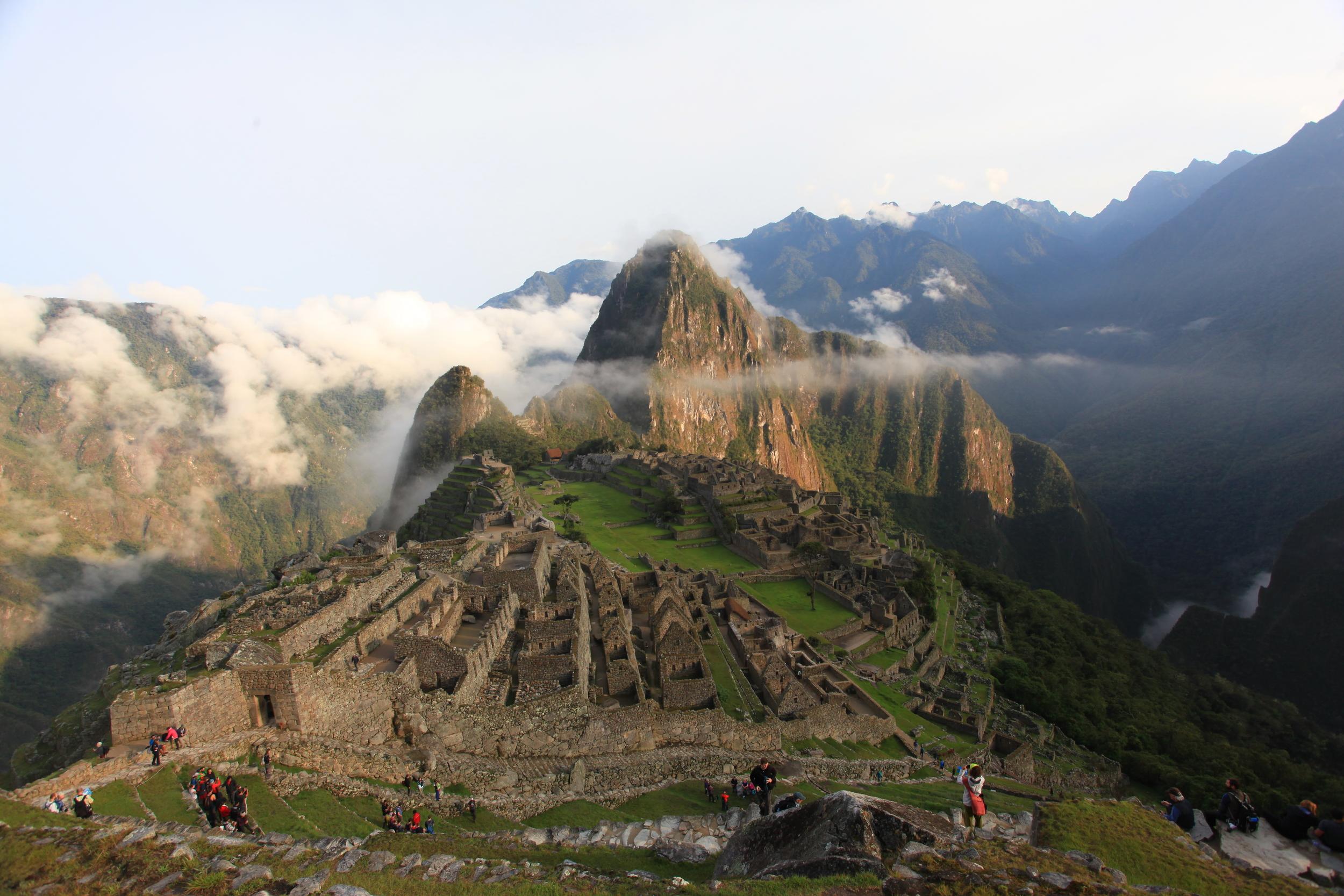 Episode 8: Machu Picchu