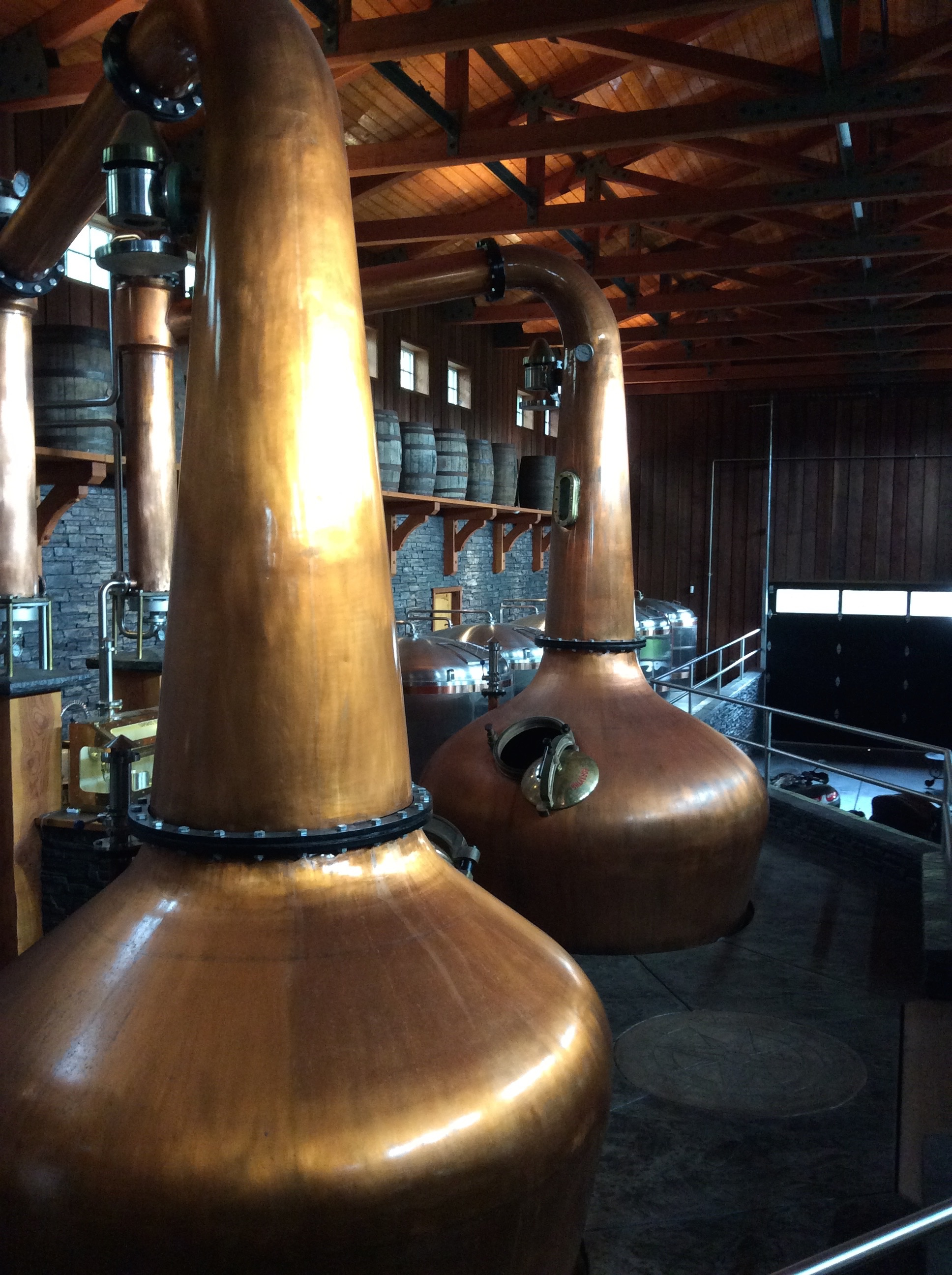 Shelter Point Distillery - Campbell River
