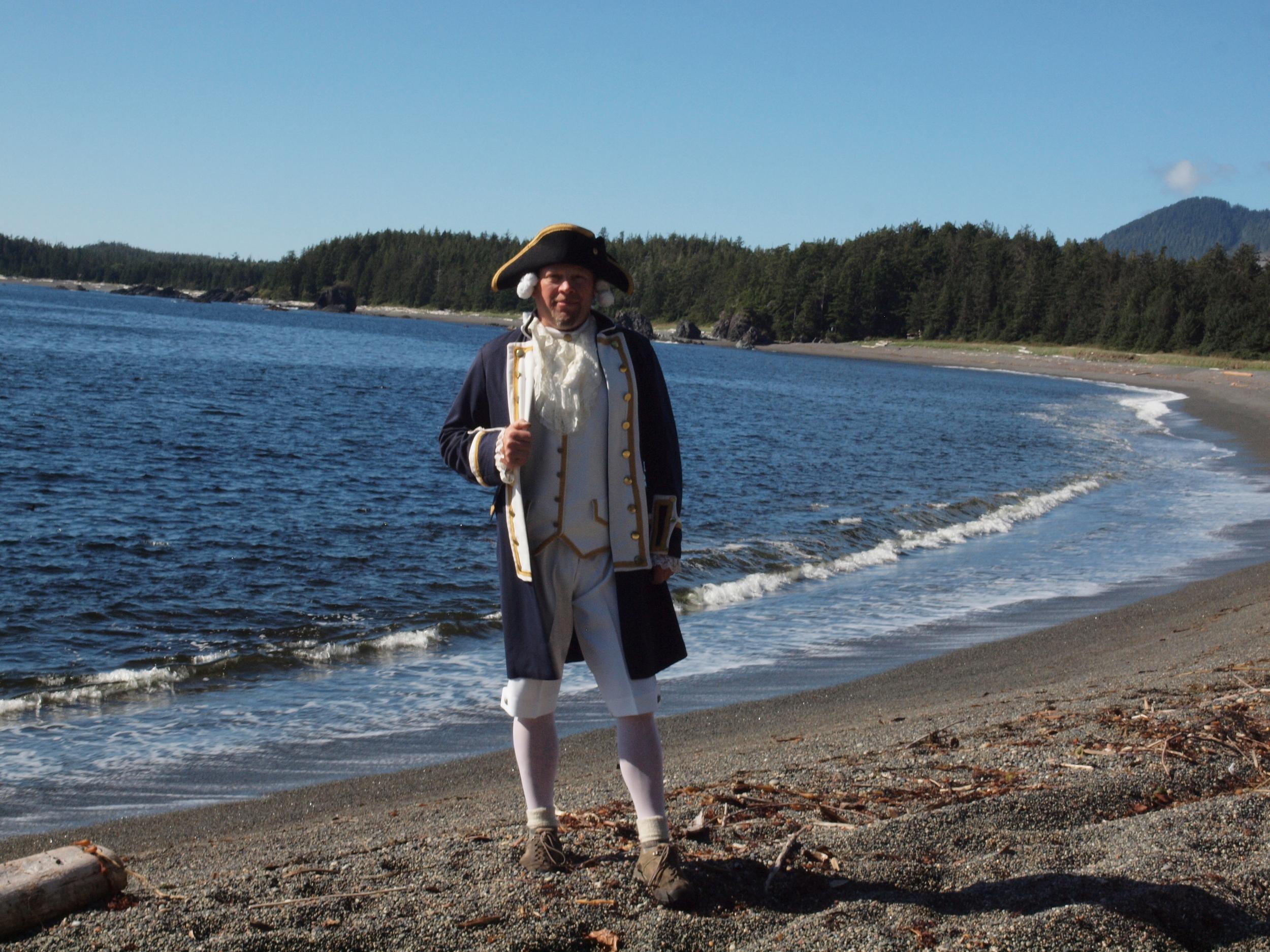 Captain Cook! / the Zen Guy
