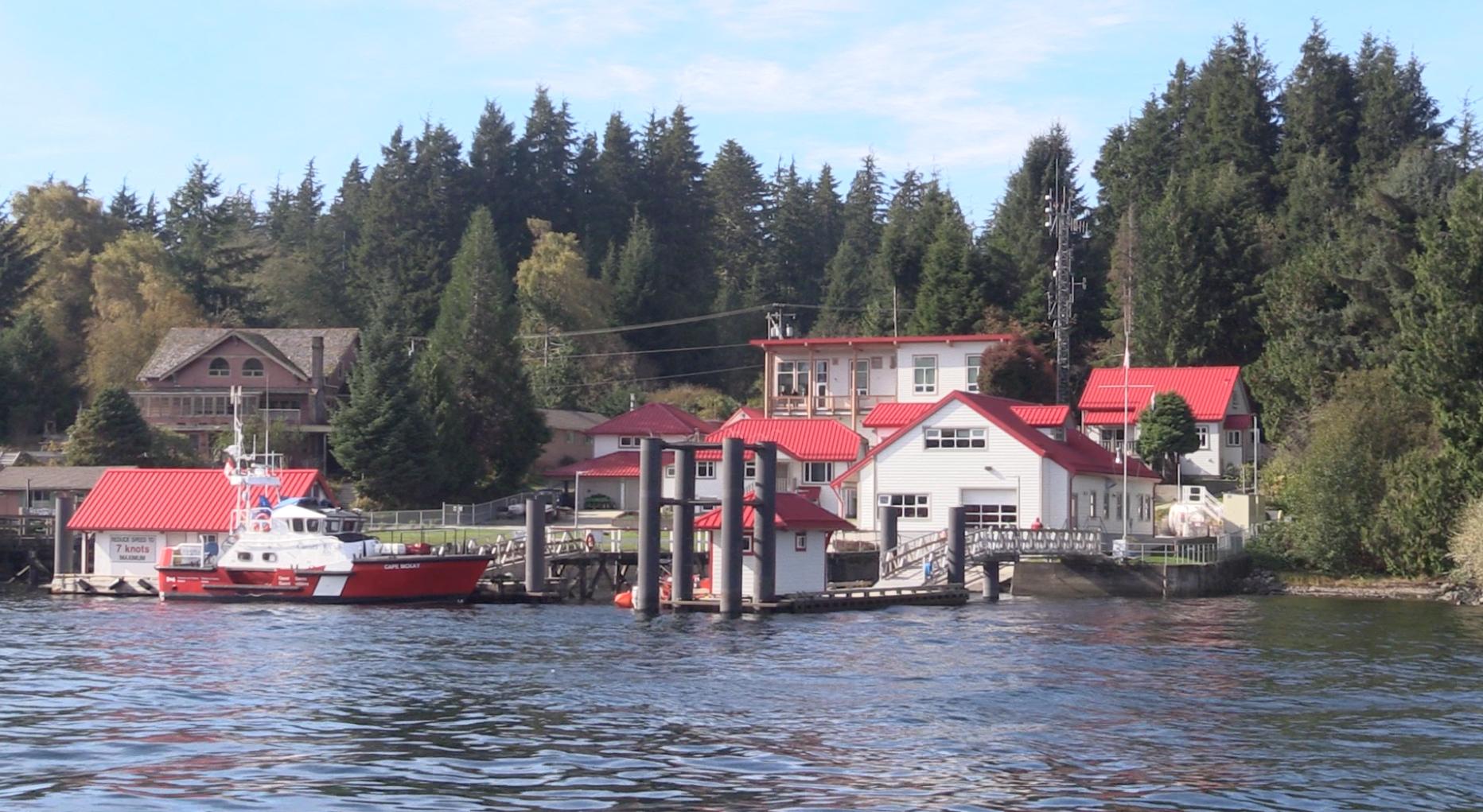 Bamfield Coast Guard Base