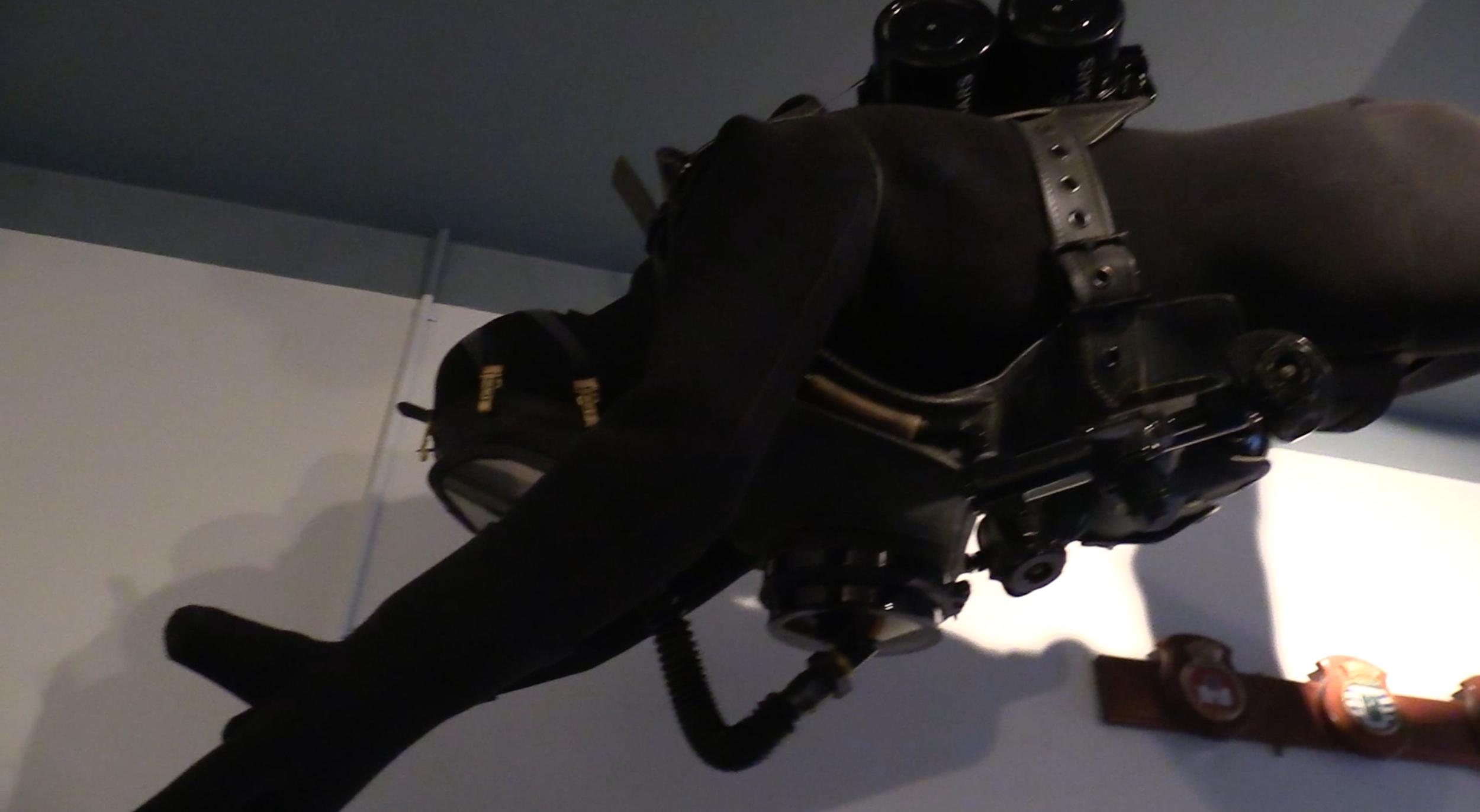 Attack diver