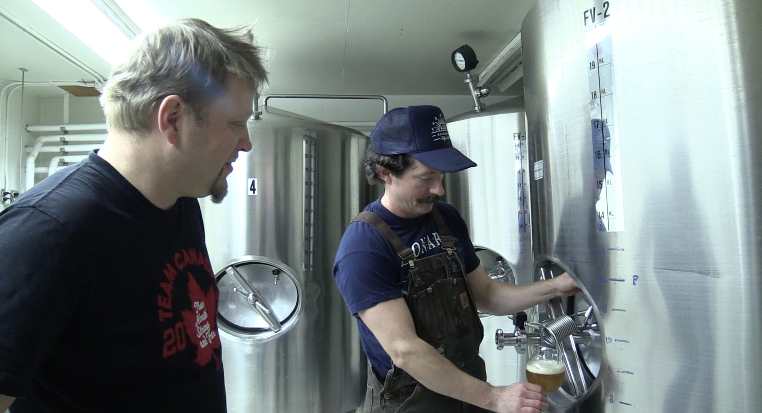 Brewmaster Andrew