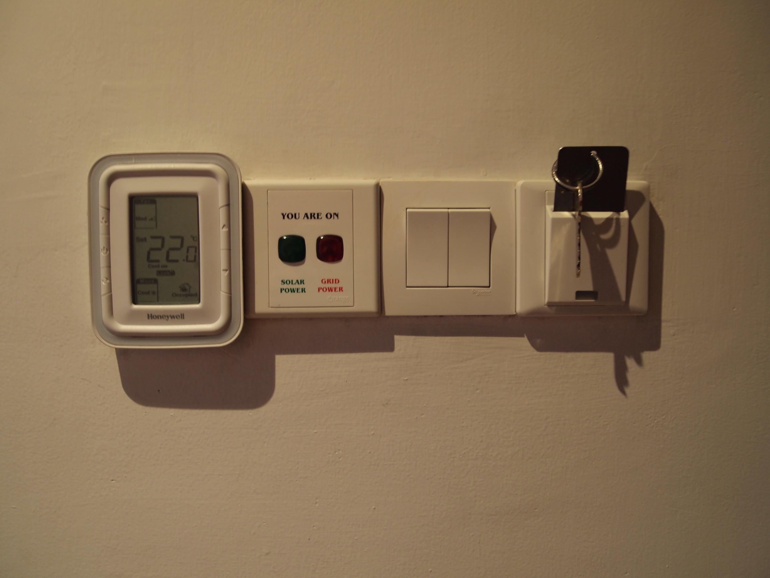 Energy efficiency = solar