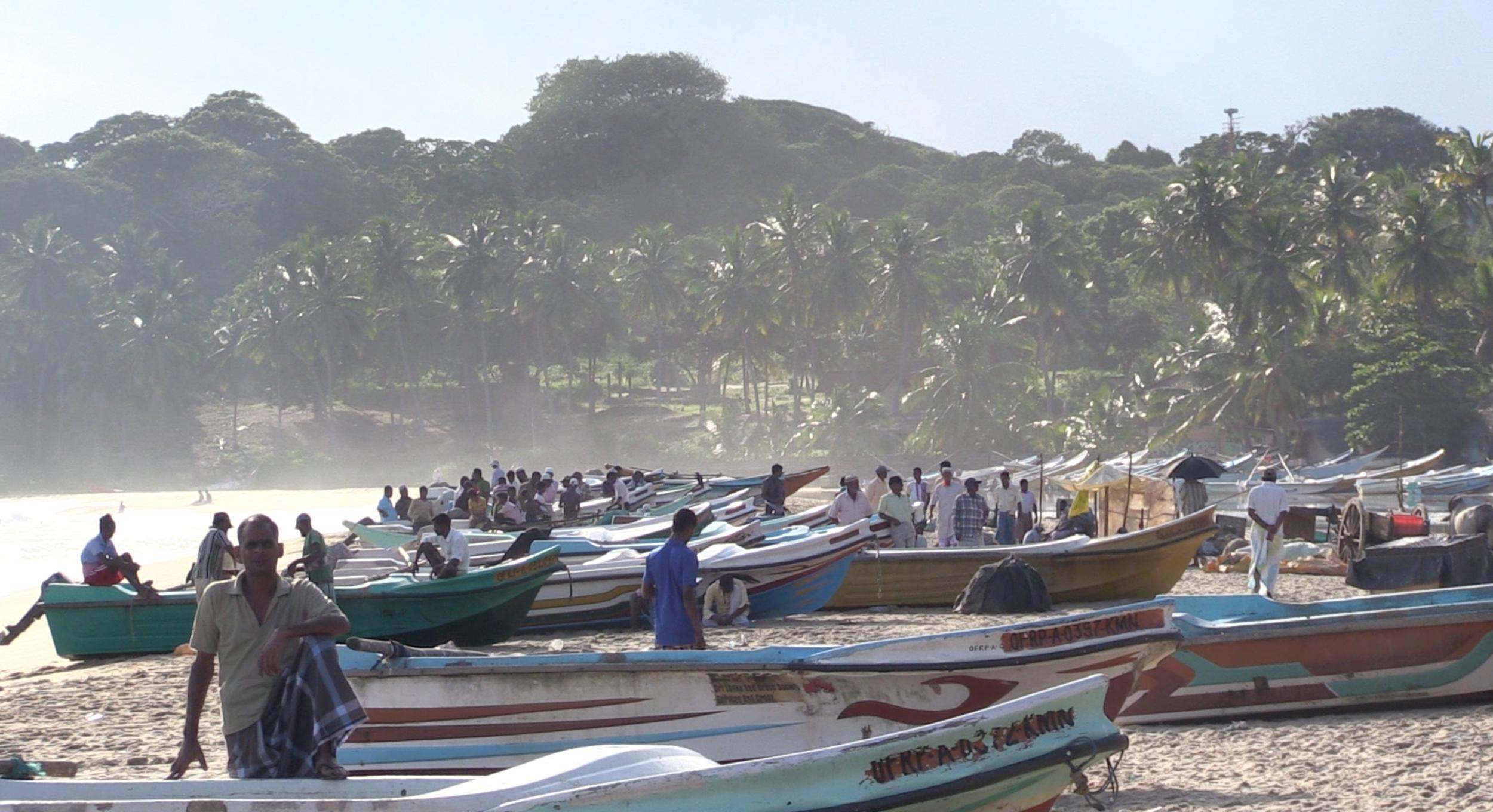 Fishing is tradition at Arugam Bay