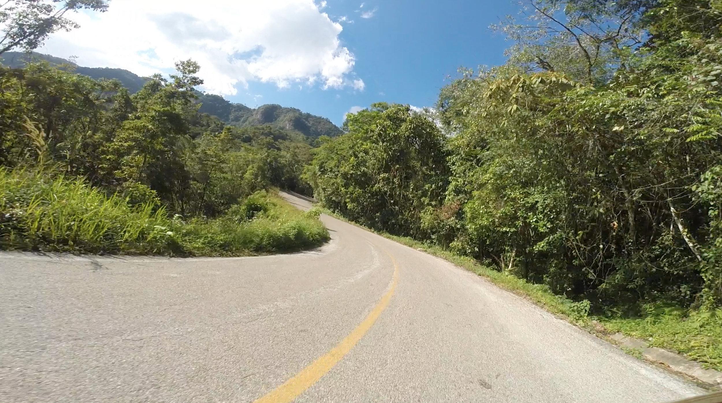 Into Chiapas