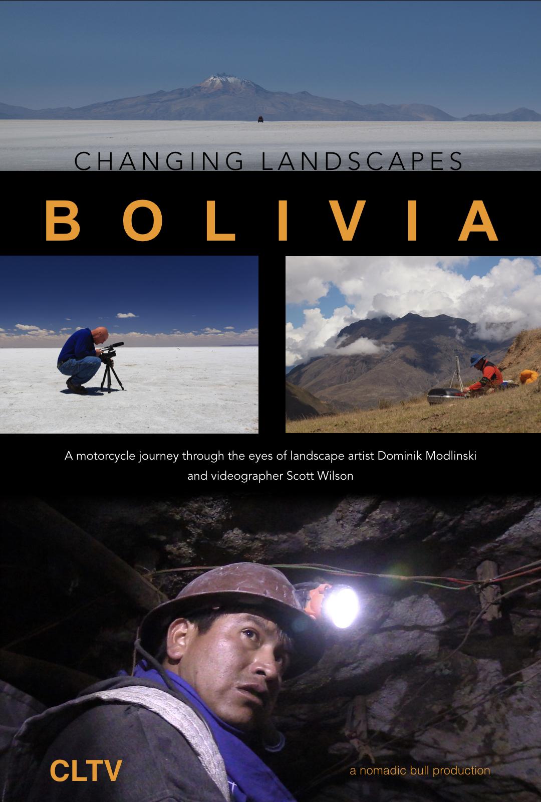 Bolivia - An 8 part series