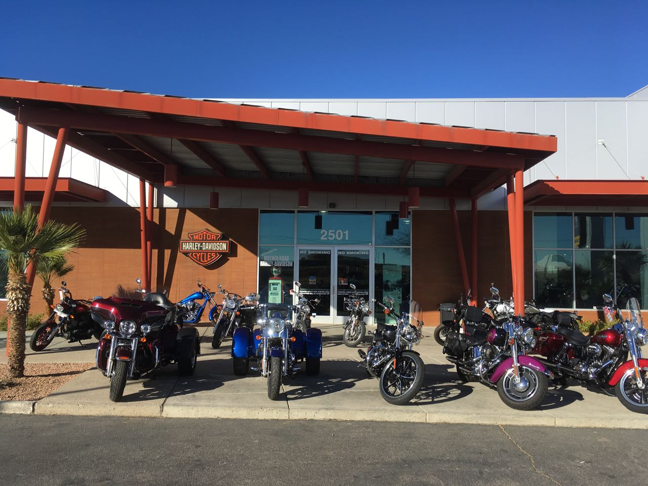 Mother Road Harley Davidson in Kingman