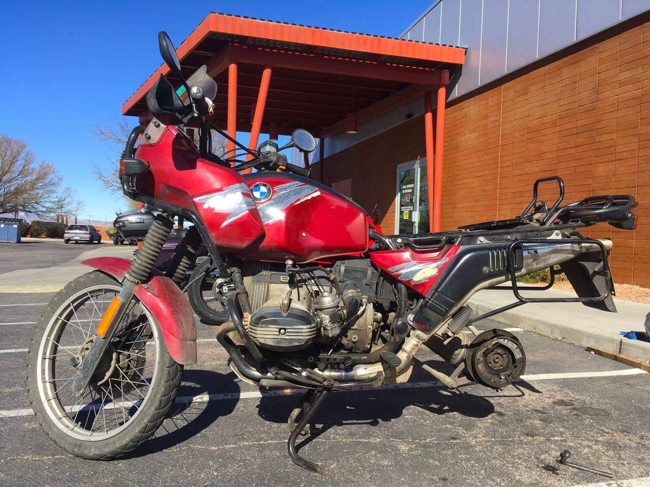 At Mother Road Harley Davidson