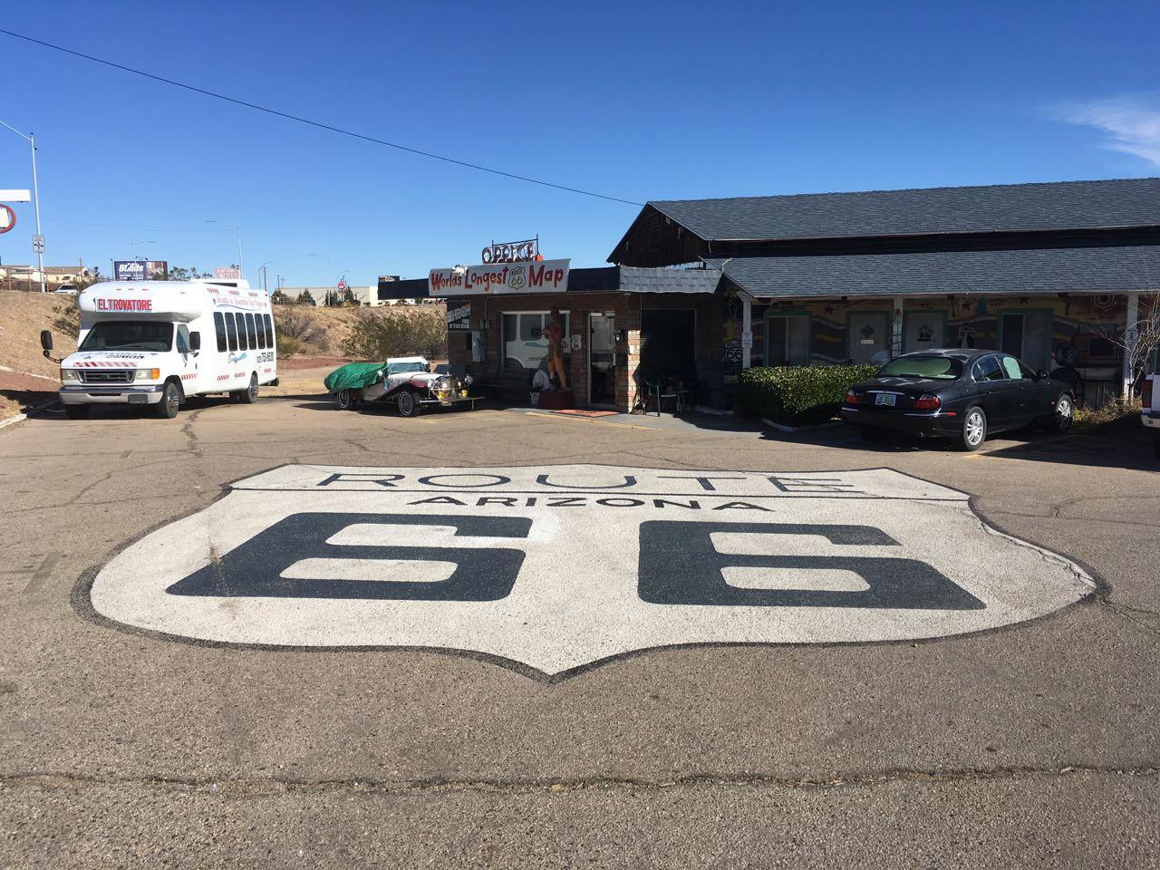 Route 66 in Kingman
