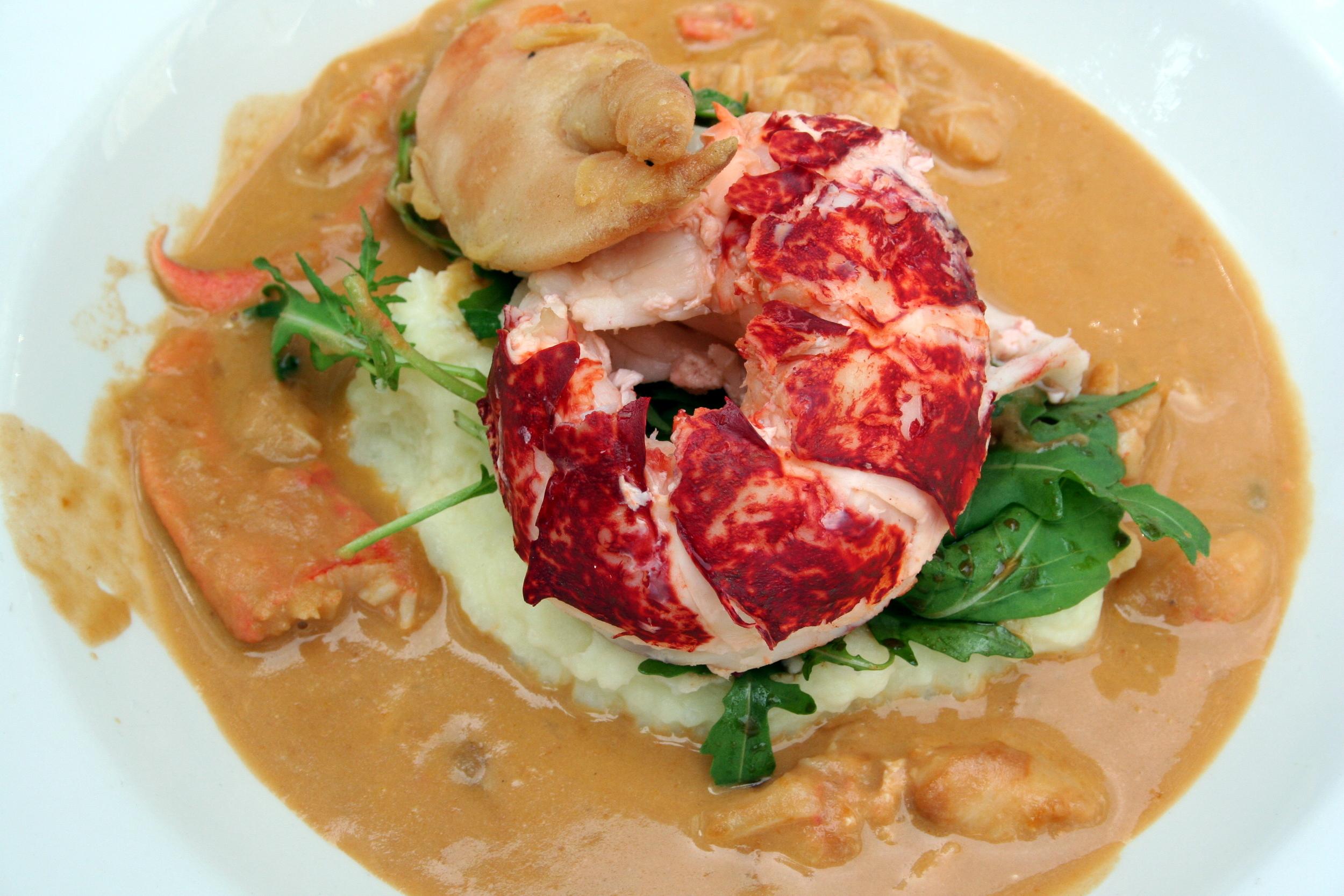 Lobster Three Ways