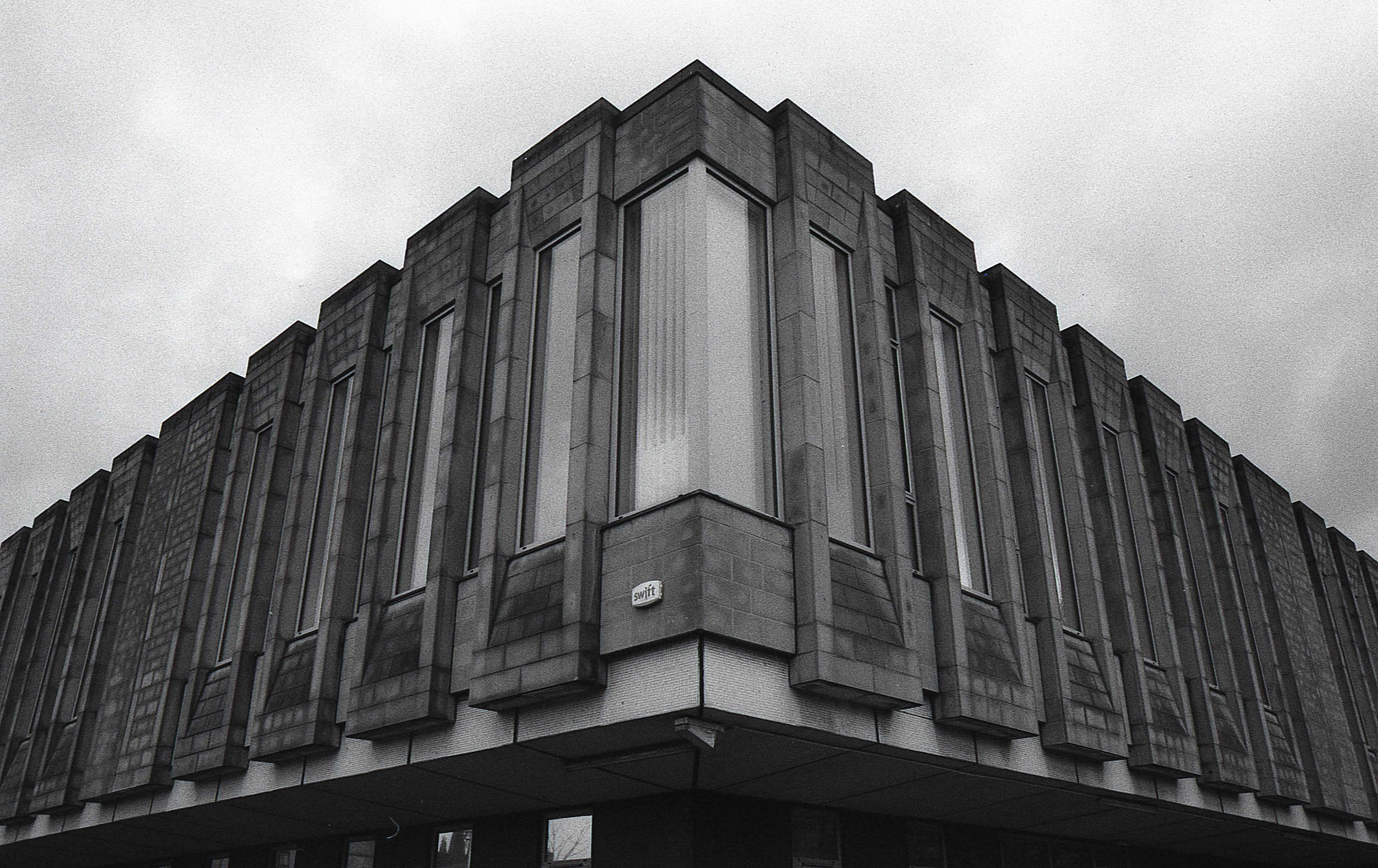 Municipal Brutalism in Bradford (my favourite kind of Brutalism) :)
