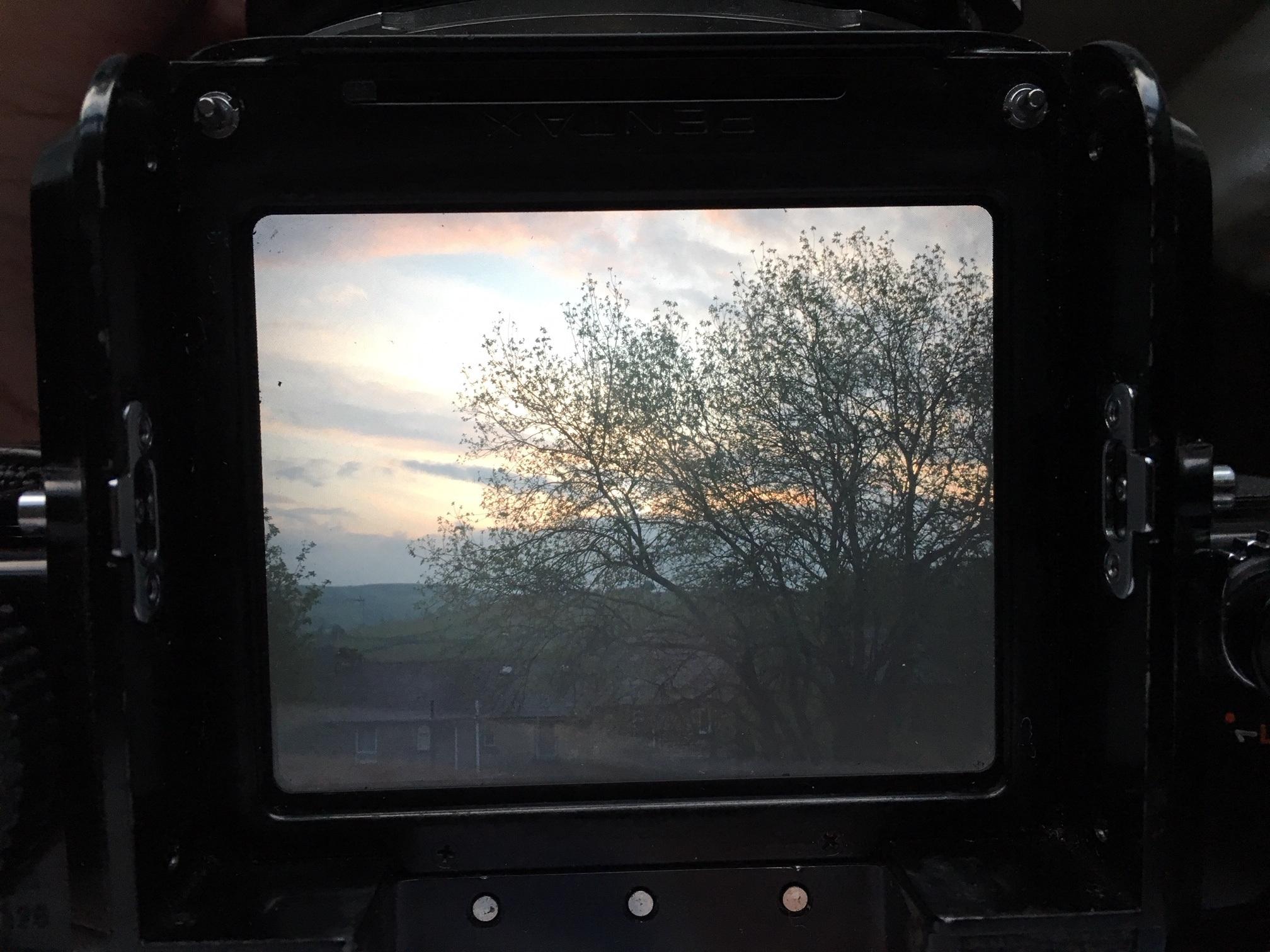 pentax 645 — Natural Light Film Photography