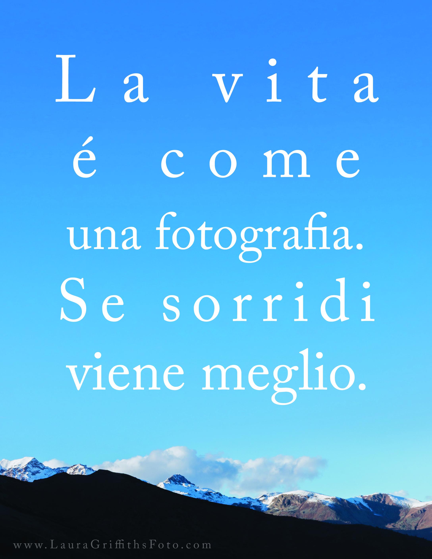 Life is like a photograph, Torino, Fotografa