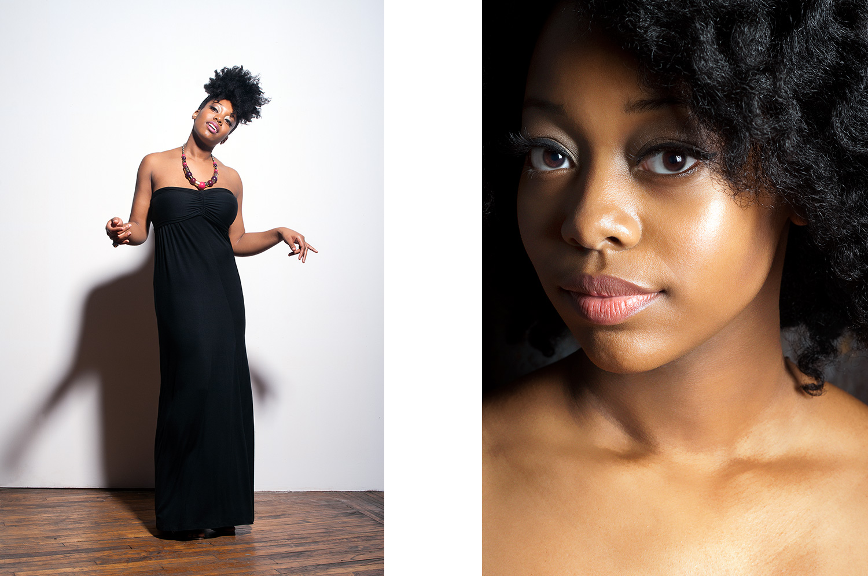 Portrait of Alicia Olatuja