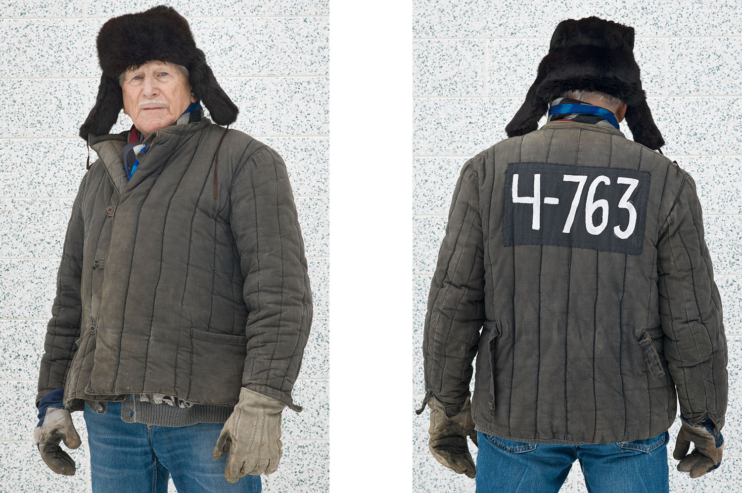 Lothar Scholz spent 9 years in a prison camp in Siberia