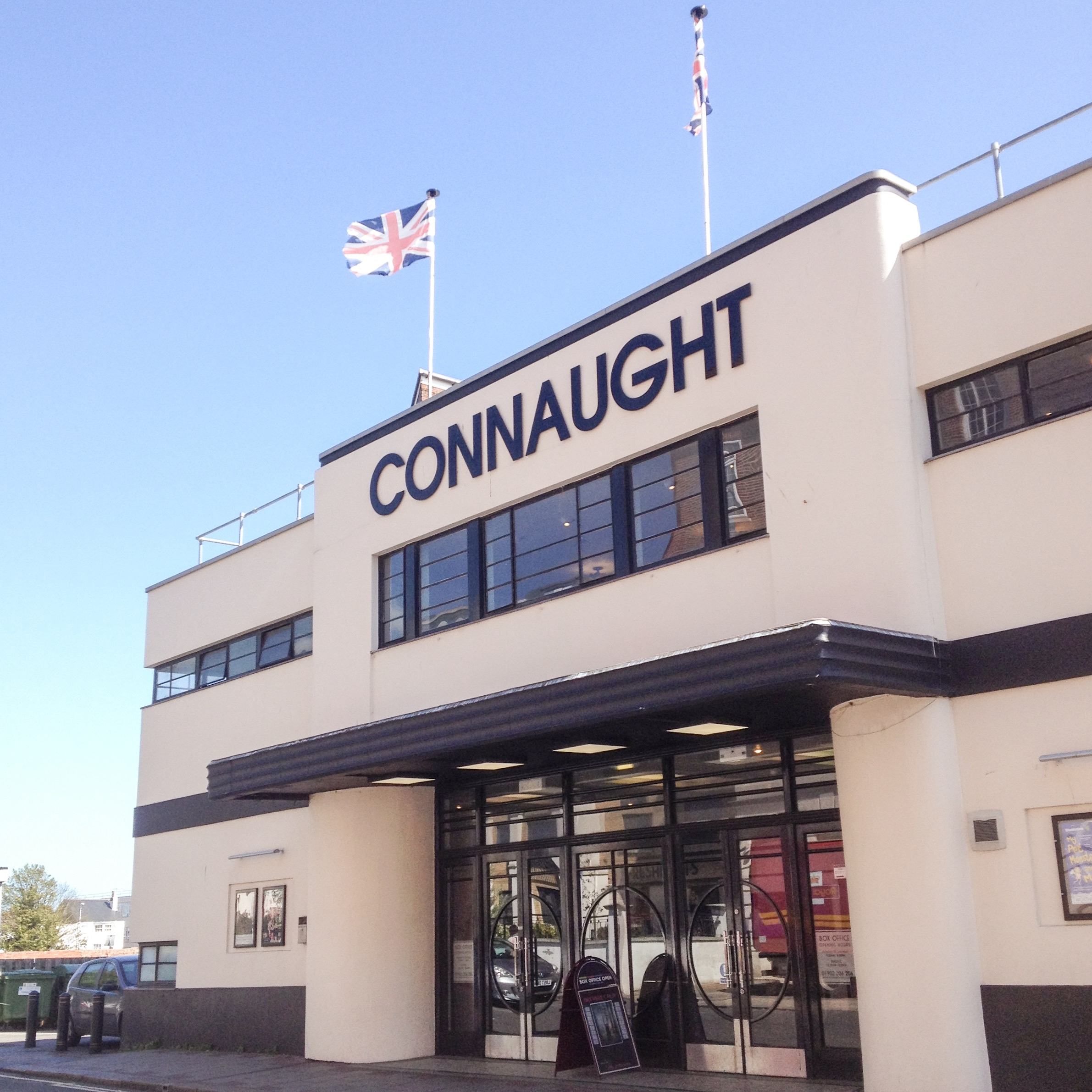 ConnaughtHouse