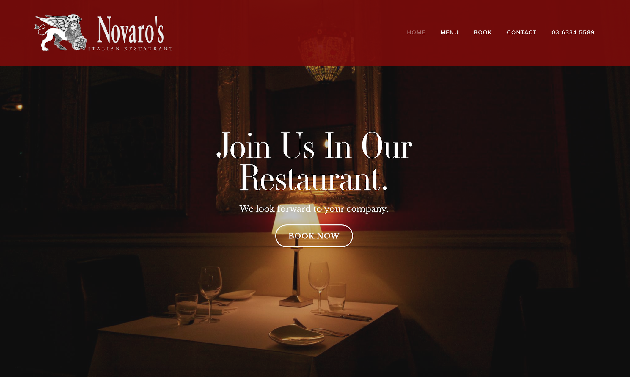Novaro's Italian Restaurant