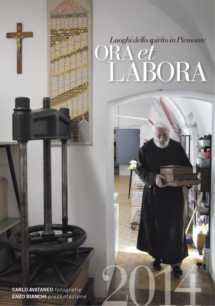 Ora et labora - calendario 2014