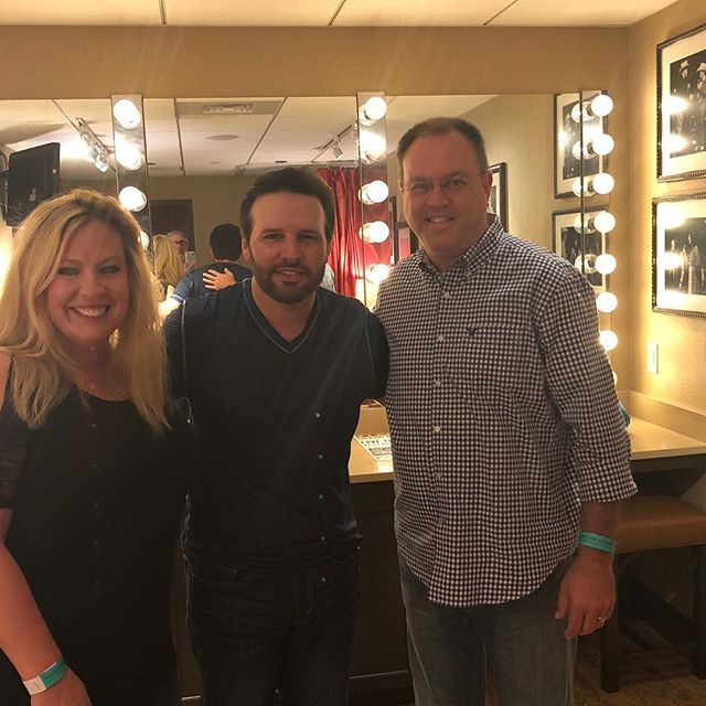 My wife and I had the pleasure of hanging out backstage and onstage with @markwillsmusic at the Grand Ole Opry last night. We met so many wonderful people including Crystal Gayle and Bill Anderson. I also spent some time talking to Paul Beard @beardguitars - such a genuinely nice guy. I'd seen him earlier in the day @gruhnguitars but didn't get to talk to him or play the guitars he'd brought in because the staff there couldn't stop fawning over them. He certainly had a lot of fans at the Opry last night.  Probably the most surprising thing I saw last night was the fact that one of the back line amps used by the Opry is a Peavey Classic 50 2x12 (last pic, bottom left). I grew up in the late 70's/early 80's playing a Peavey Deuce, so I have a fondness for them. Glad to see the Opry spreading the love!  #grandoleopry #guitar #guitars #guitarist #music #electricguitar #customguitar #guitarbuilding #fender #fenderguitar #tele #telecaster #strat #stratocaster #jazzmaster #gibson #lespaul #guitarcollection #luthier #woodworking #diy #handmade #vintage #blues #rock #jazz #metal #lanxtonguitars