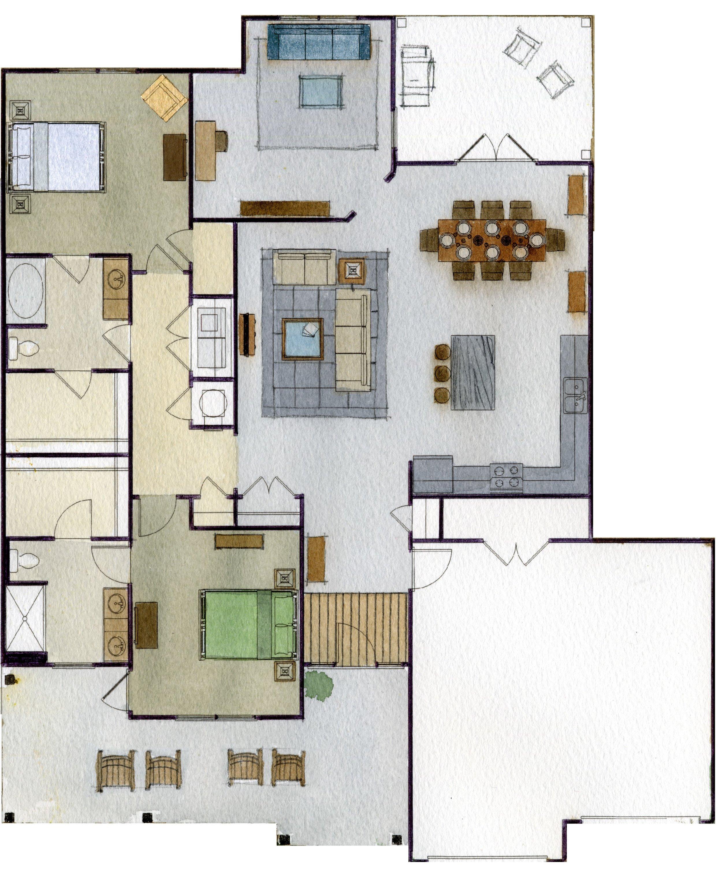 2 Bed Rm floorplan in duplex.jpg