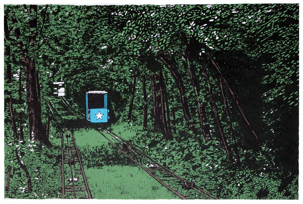 The Tram to Shipley Glen