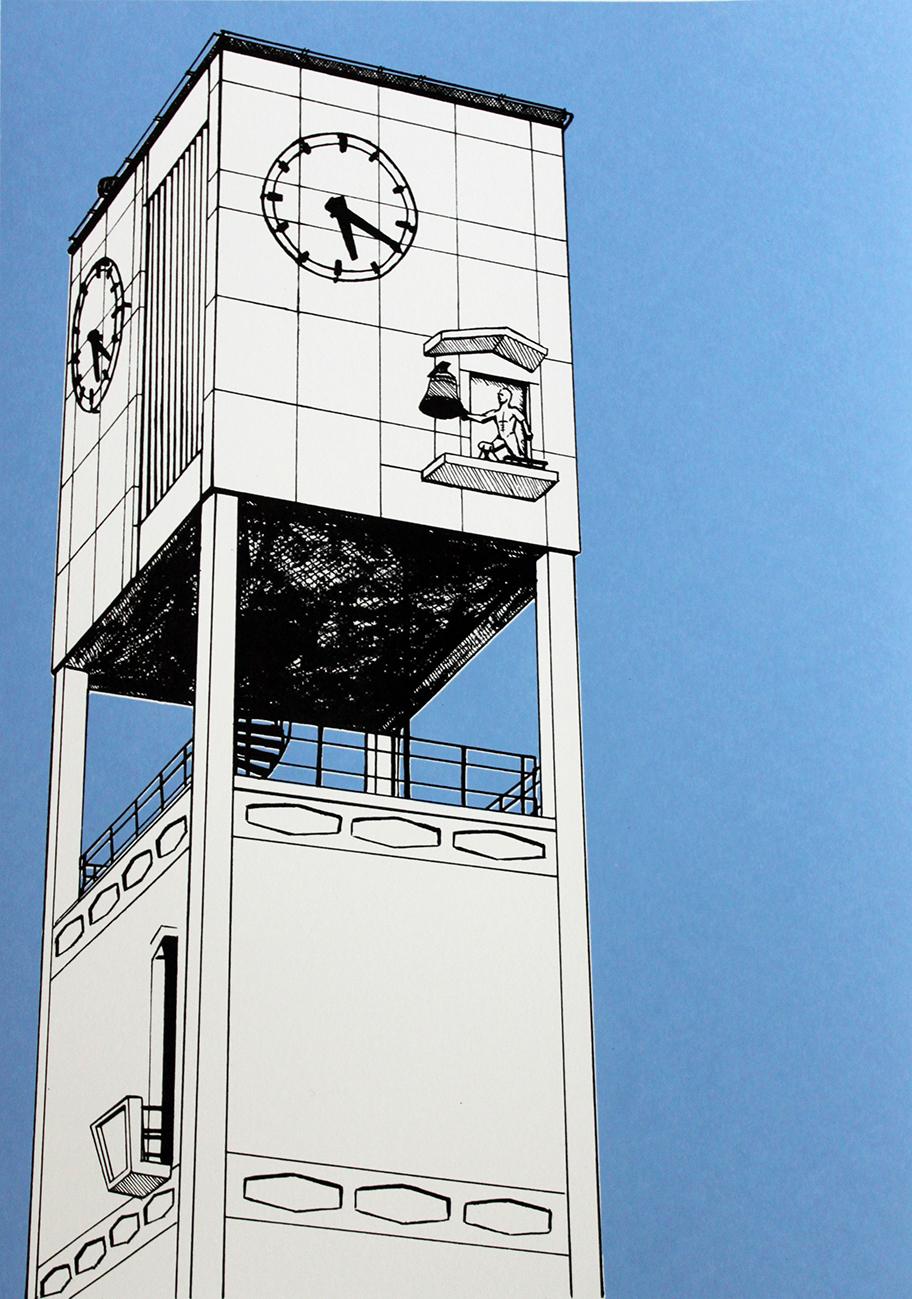 Shipley Clock Tower