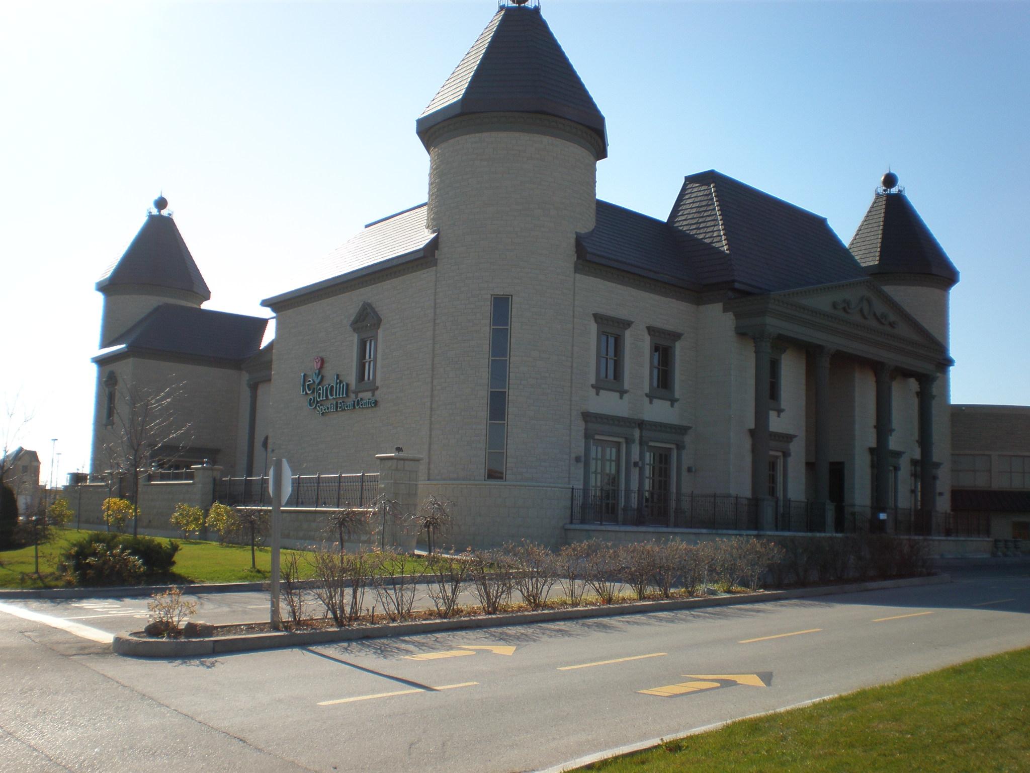 LeJardin Banquet Hall
