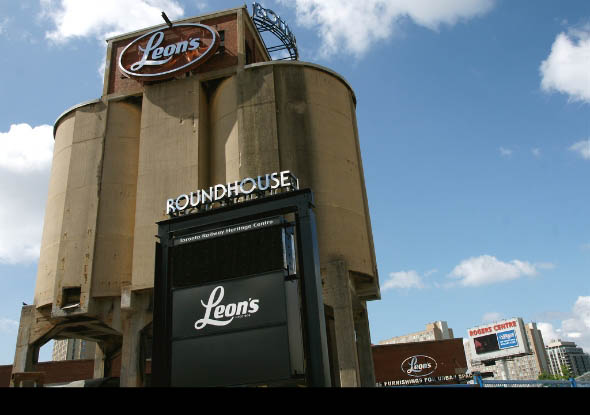 Leon's Round House Retail Store
