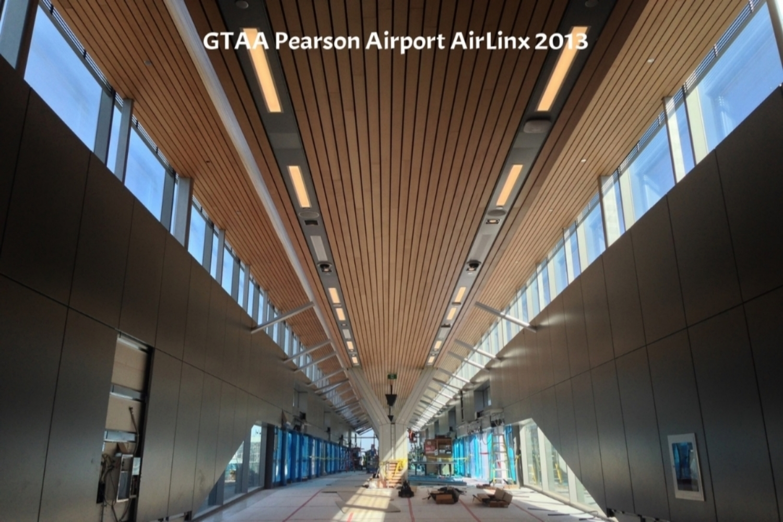 GTAA Pearson Airport AirLinx 2013