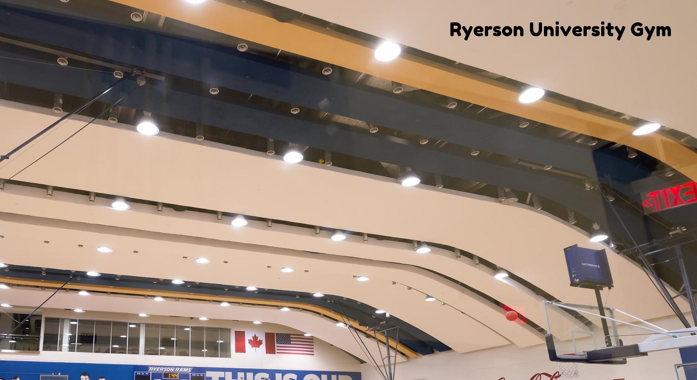 Ryerson University Sports & Recreation Centre at Maple Leaf Gardens