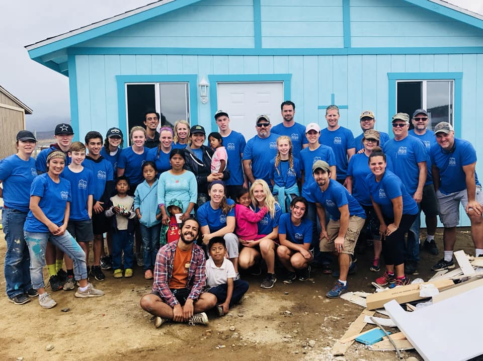 Build a house in Ensenada, Mexico in 2 days and change a family forever!