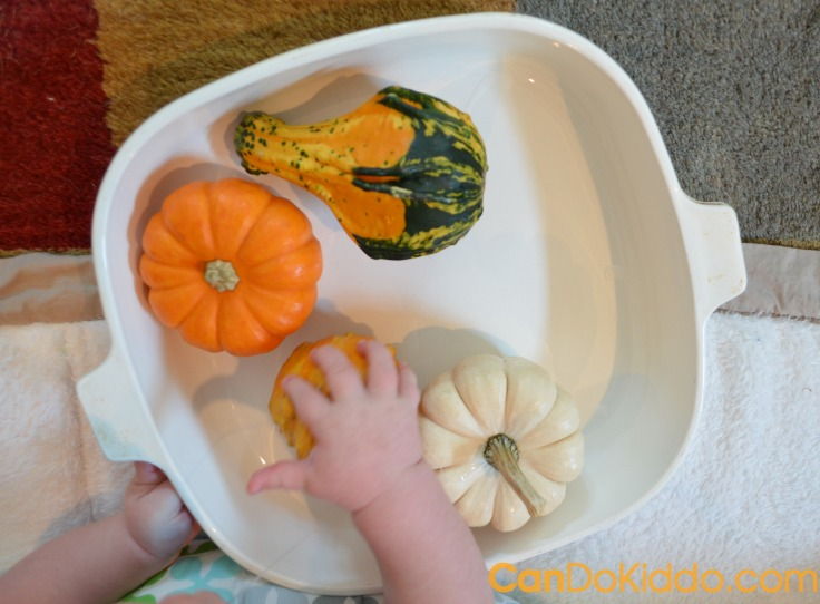 fall themed play activities for babies