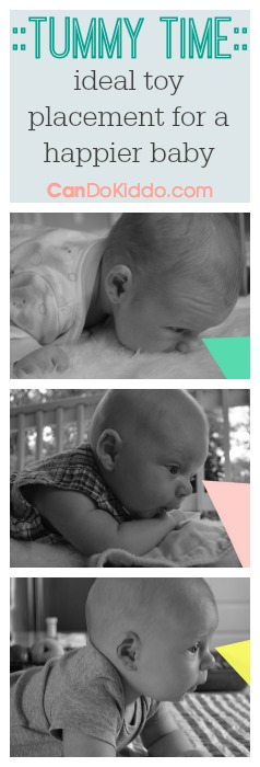 3 Tips for Making Tummy Time Less Miserable - CanDo Kiddo
