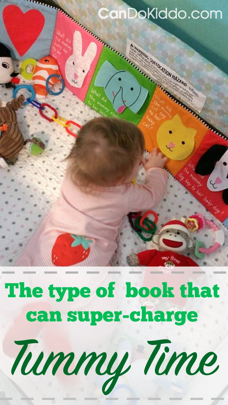 How folding accordion-style books can help prevent Torticollis and Flat Head Syndrome. CanDo Kiddo