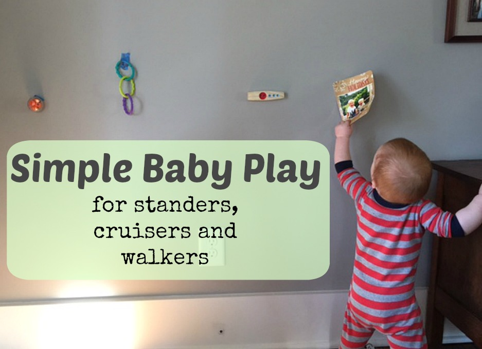 8 ways to play with recycled greeting cards for babies through preschoolers