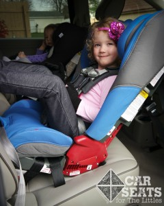 Extended Rear Facing is Safest. Car Seat Safety Mistakes That Might Surprise You. CanDo Kiddo