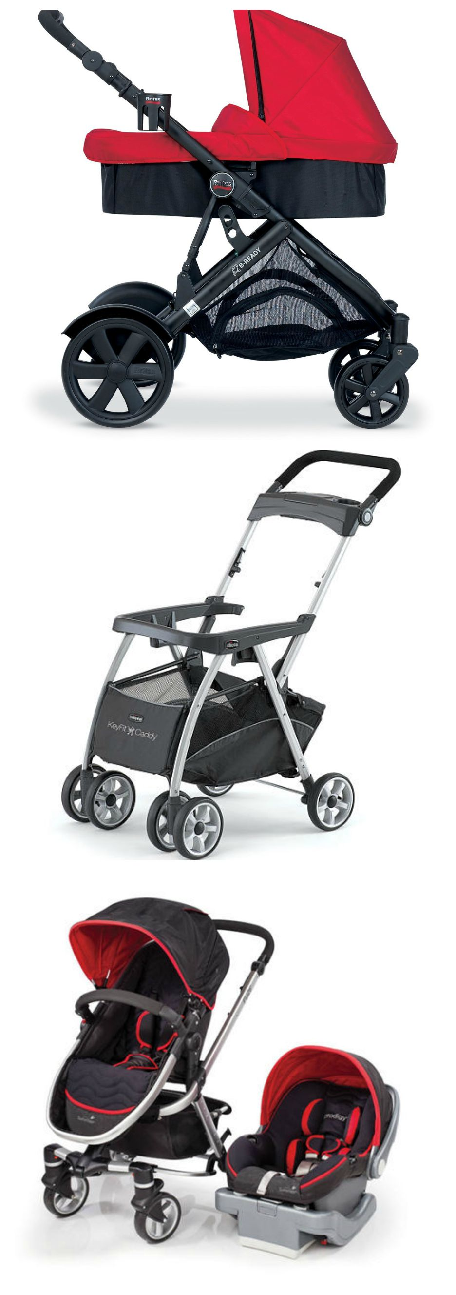 Which type of stroller is best for baby development. CanDoKiddo.com