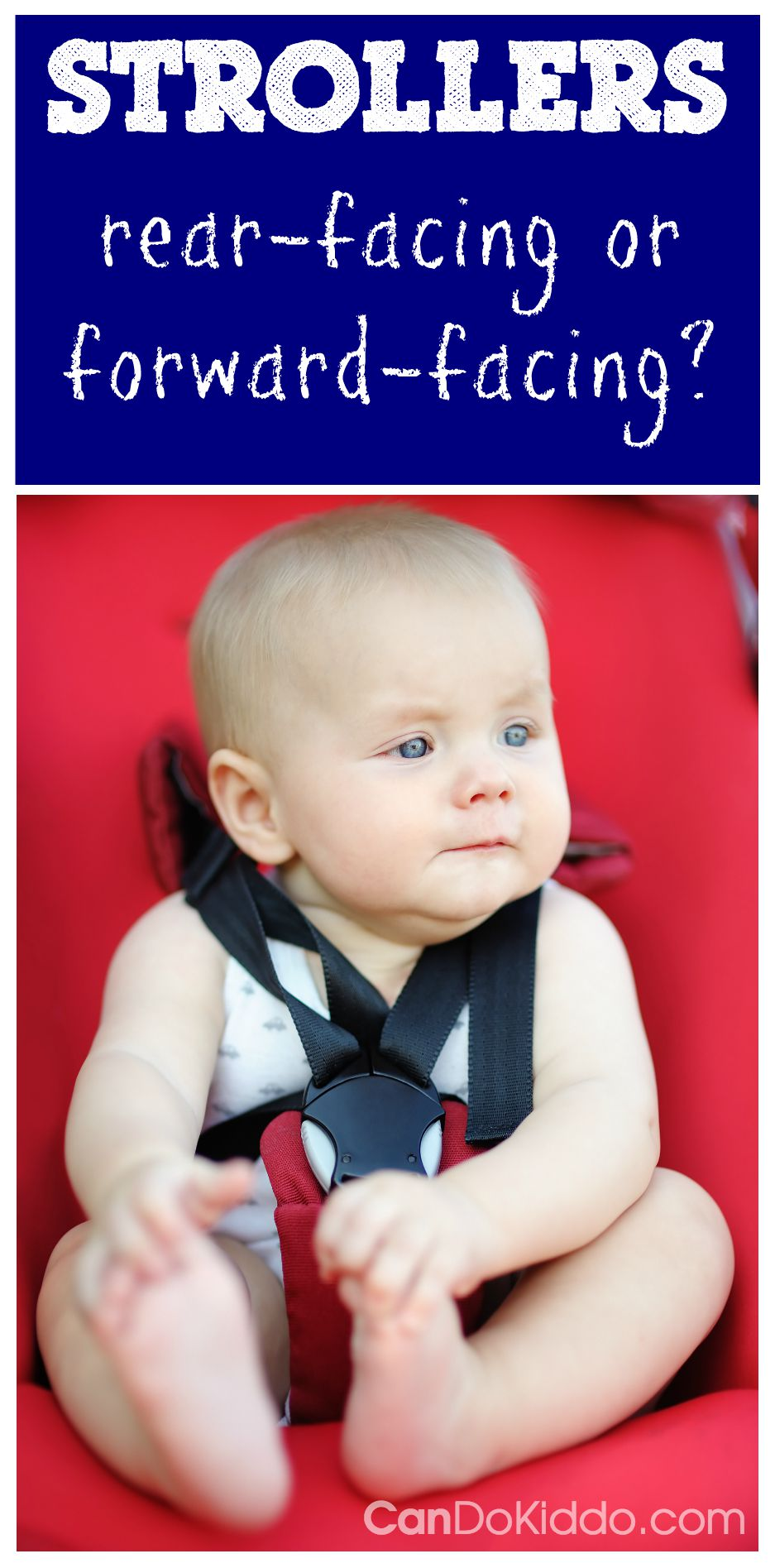 Stroller buying guide - which is best for baby. CanDoKiddo.com