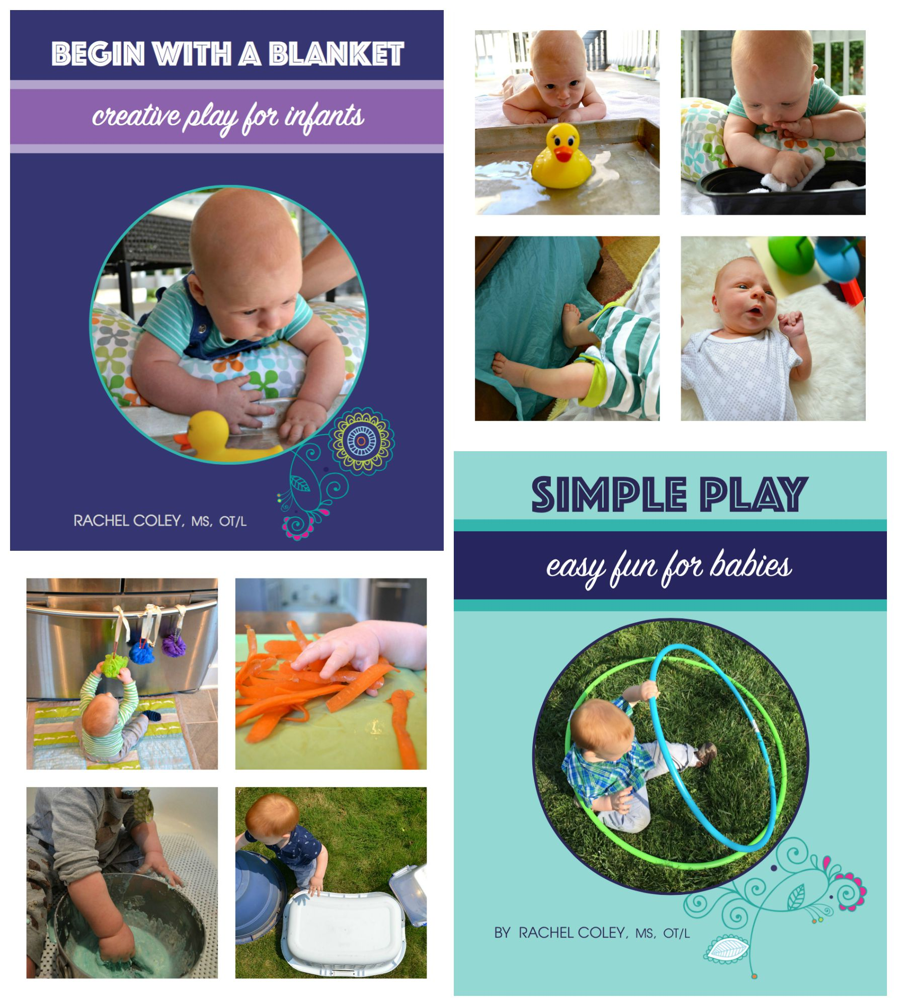 New parent guide to baby play and baby milestones. CanDoKiddo.com