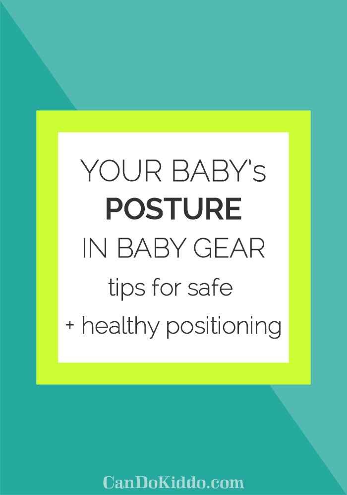 Tips for new parents from a pediatric OT. www.CanDoKiddo.com