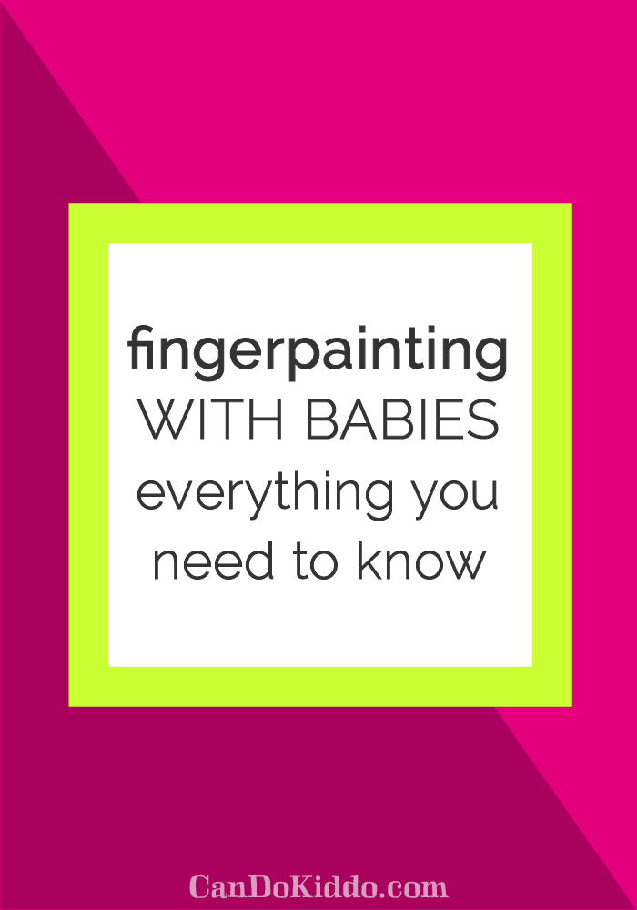 tips tricks and activities for sensory fun with paints. CanDoKiddo.com
